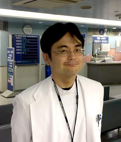 昭和大学 金野先生