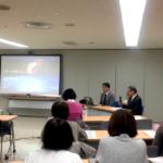 鳳優会・藤元Dr.が「在宅神経難病患者と災害」について講演を行いました